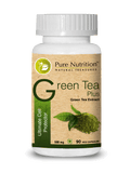 Pure Nutrition Green Tea Plus 500 Mg Capsule 90