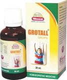 Wheezal Grotall Drops For Baby Growth