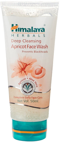 Himalaya Deep Cleansing Apricot Facewash 50 Ml