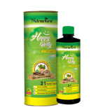 Nutree Pure Happy Belly 3 In 1 Herbal Digestive Tonic 500 ML (Sugar free)