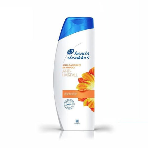 Head & Shoulders Anti Hair Fall Shampoo 340ml