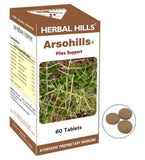 Herbal Hills Arsohills Piles Management Tablet