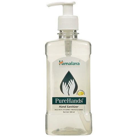 Himalaya Pure Hands Hand Sanitizer -  Eliminate The Germs
