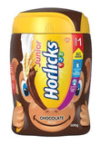 Junior Horlicks Stage 1 (2-3 Years) - Health & Nutrition Drink (Chocolate Flavor) 500GM (Jar)
