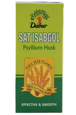Dabur Sat Isabgol For constipation 200 GM (Pack Of 2)