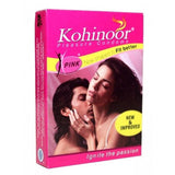 Kohinoor Pink 3's Condoms