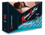 Kama Sutra Ribbed  20's Condoms