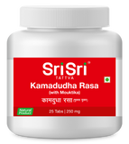 Sri Sri Tattva Kamadudha Rasa 25 Tablet