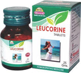 Wheezal Leucorine 25 Tablet - Pack of 2