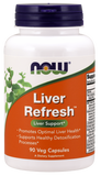 Now Foods Liver Refresh  90's Veg Capsule