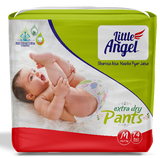 Little Angel Baby Pull Ups - Medium (74 Pieces)