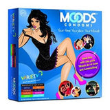 Moods Variety Pack 8's Condoms