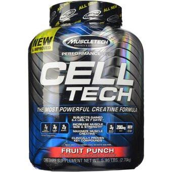 Muscletech Performance Series Cell-Tech Fruitpunch Powder