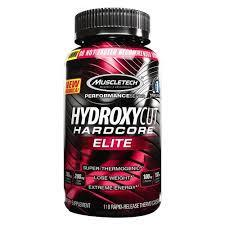 Muscletech Performance Series Hydroxycut Hardcore Capsule