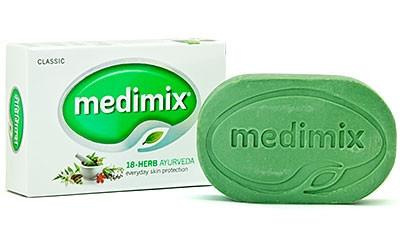 Medimix Ayurvedic Soap With 18 Herbs - 125 GM