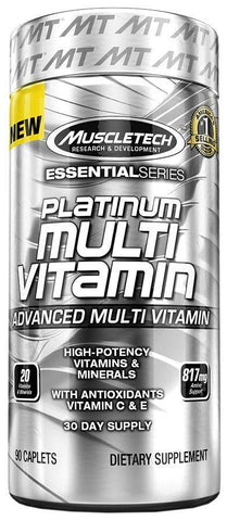 Muscletech Essential Multivitamin 90 Tablet