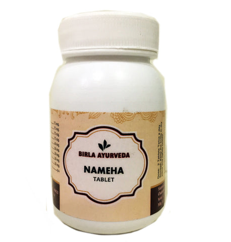 Birla Ayurveda Nameha 60 Capsules For Diabetic & Maintaining Sugar Level, Glucose Metabolism