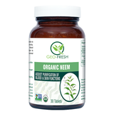 Geo Fresh Organic Neem Tablet 30