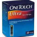 One Touch Ultra Strips (Pack of 10)