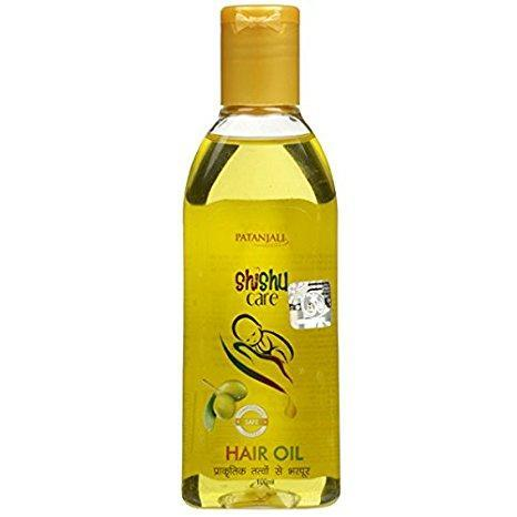 Patanjali Shishu Care Hair Oil - 100ML