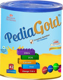 Hexagon Nutrition Pedia Gold Mango Whey Protein  - Cholesterol Free