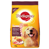 Pedigree Adult Meat & Rice Dog Food