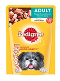 Pedigree Adult Pouch Chicken Chunks Dogfood