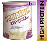 Pentasure Hp Whey Protein Powder (Banana Vanilla) 1 KG