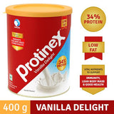 Protinex Vanilla Delight  400 GM (Tin)