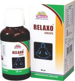 Wheezal Relaxo Drops 30 ml- Pack of 2