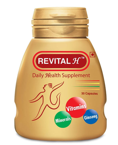 Revital H  For Stress, Premature Ejaculation, Hunger, Chest Pain