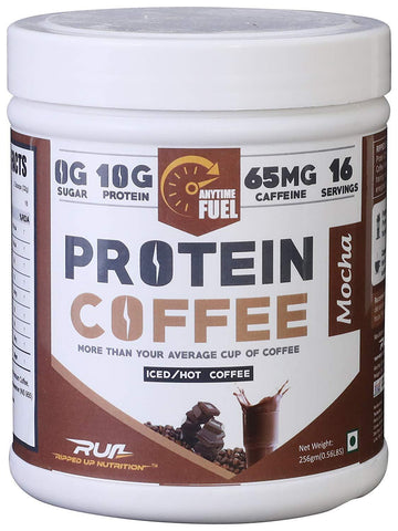 Ripped Up Nutrition Protein Coffee Mocha 256 GM