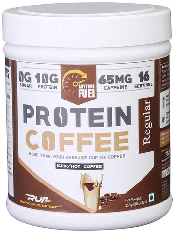 Ripped Up Nutrition Protein Coffee Regular 256 GM
