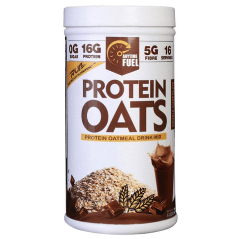 Ripped Up Nutrition Protein Oats Chocolate 512 GM