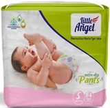Little Angel Baby Pull Ups - Small (84 Pieces)