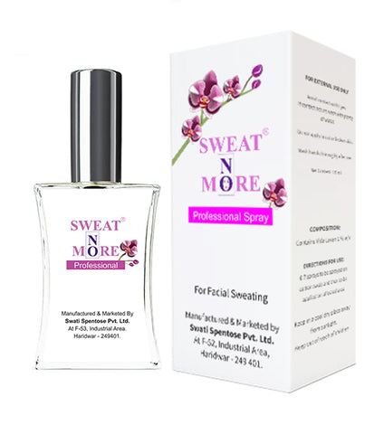 Sweat No More - Facial Spray 20ML For Sweat Free Face for 24hrs