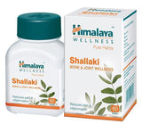 Himalaya Wellness Pure Herbs Shallaki Tablets 60 - Pack of 2
