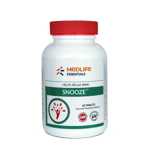 Medlife Essentials Snooze 60 Tablet