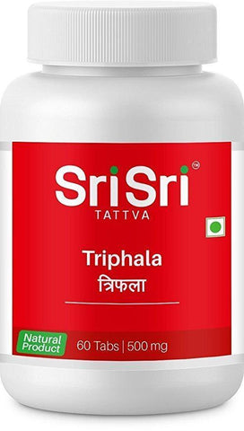 Sri Sri Tattva Triphala Tablet 60