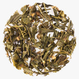Teafloor Tulsi Ginger Green Tea 100GM - Boost Immunity, Improves Digestion & Metabolism