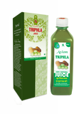 Axiom Triphla Juice 500 ML For Digestion, Blood Pressure, Improves eyesight, Hair Fall, Weight Loss