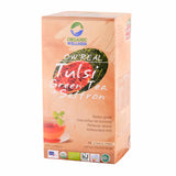 Organic Wellness Ow ' Real Tulsi Green Tea Plus Saffron (25 Tea Bag)  For Weight Loss, Boost Immunity & Relives Stress