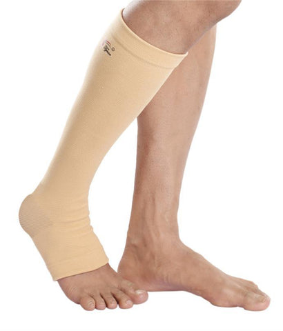 TYNOR I-16 COMPRESSION STOCKING BELOW KNEE CLASSIC SIZE LARGE (LATEX FREE)