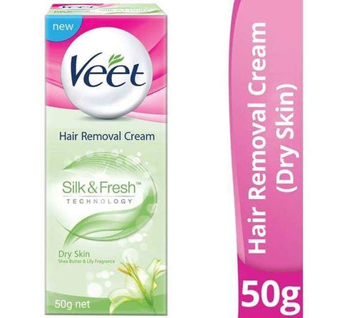 Veet Hair Removal Dry Skin Cream 50 Gm
