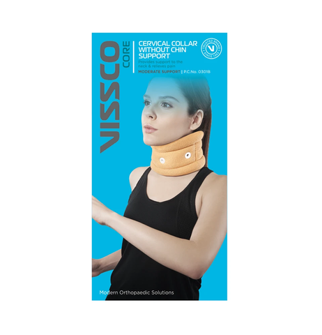 Vissco Core Cervical Collar- Without Chin Support
