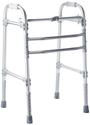 Vissco Invalid Folding Walker Plain - Universal