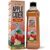 WOW Life Science Apple Cider Vinegar 750 Ml