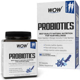WOW Life Science Probiotics Capsule 60