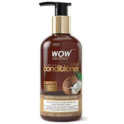 WOW Skin Science Coconut Milk Conditioner 300 Ml