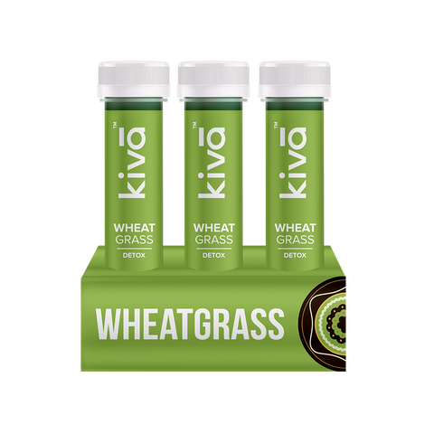 Kiva Wheatgrass Juice - Healthy Shots
